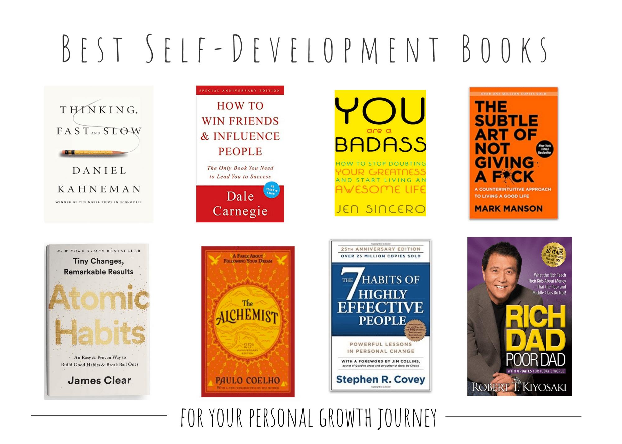 Best Self Help Books
